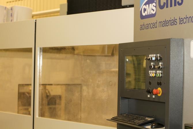 Tehnoloogialabor CNC