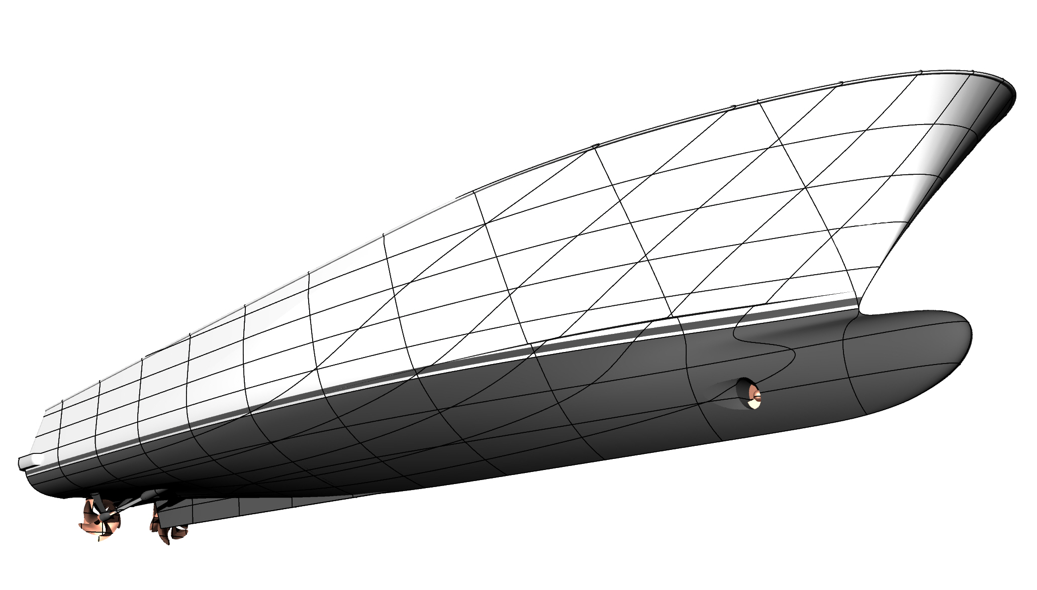 "Koolitus ""Laevade disain Rhino & Orca3d"""