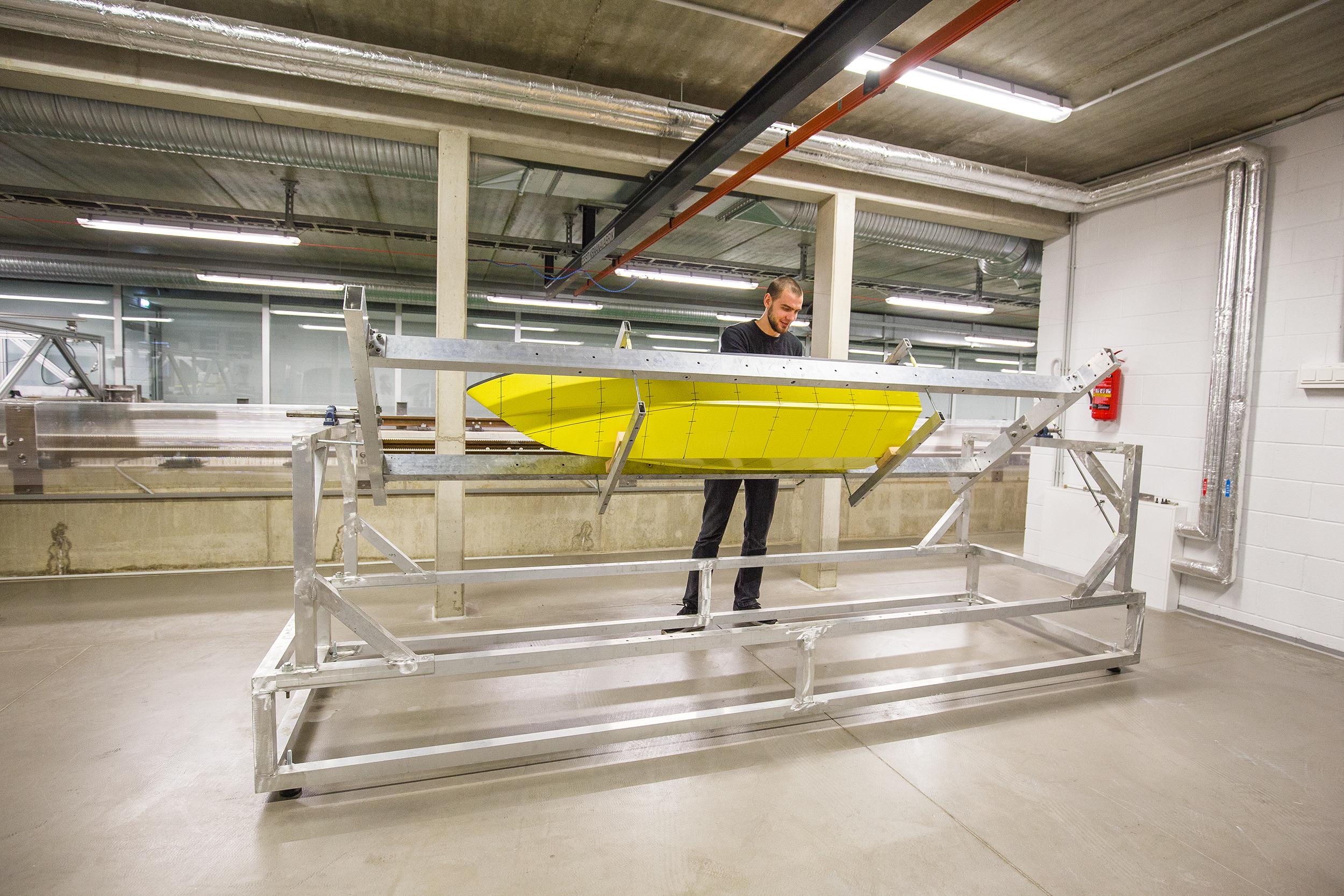 Vedeliku ja konstruktsiooni vastasmõju modelleerimine laeva dünaamiliste koormuste ja käitumise hindamiseks 2018-2022