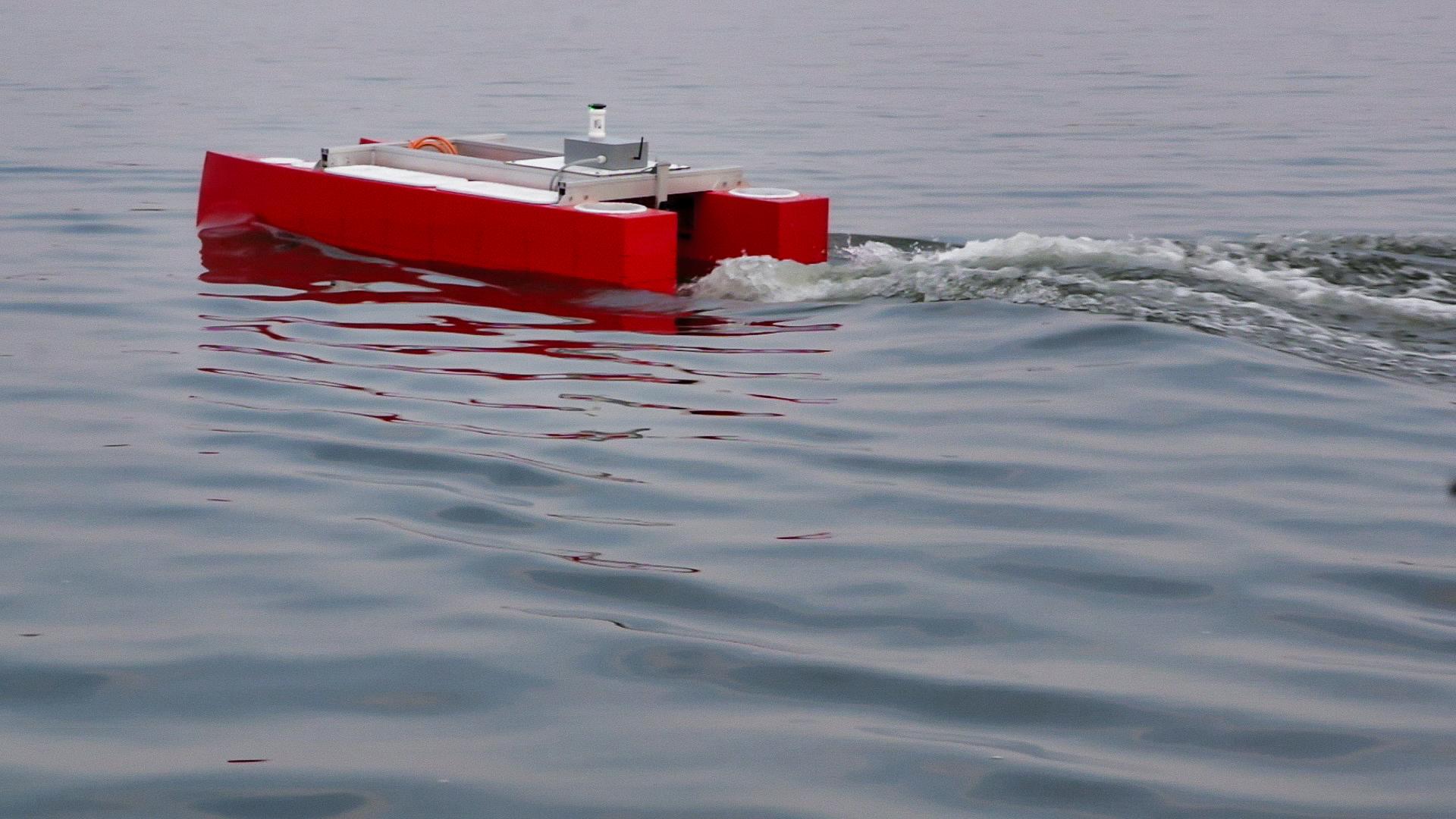 Laevade eelseadistatud autonoomsed avaveekatsed 2021-2023